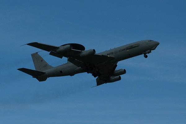 AWACS im Nato-Einsatz in Konya