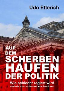 Cover Auf dem Scherbenhaufen der Politik